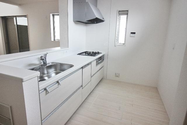 食洗機付システムキッチン